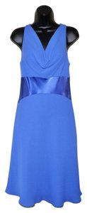 Jones New York Sleeveless Lined Polyester Dryclean Only Dress