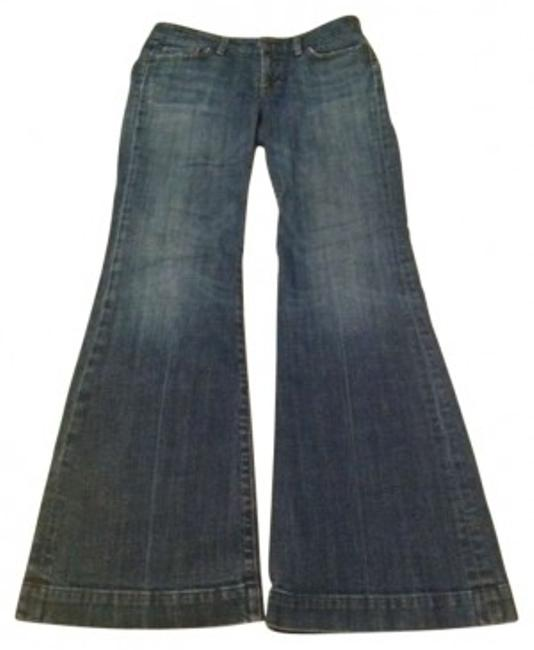 Preload https://item2.tradesy.com/images/citizens-of-humanity-blue-medium-wash-faye-003-low-waist-full-stretch-trouserwide-leg-jeans-size-28--147171-0-0.jpg?width=400&height=650