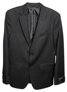 Banana Republic Mens Wool Black Blazer