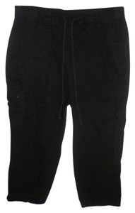 White Stag Capris black