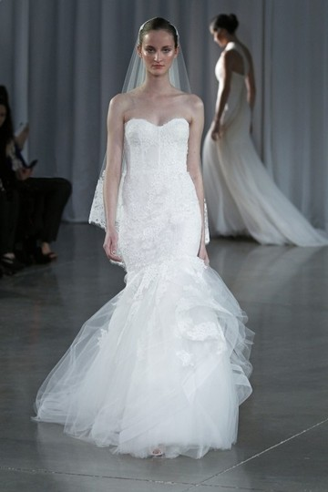 Monique Lhuillier Sonnet Wedding Dress