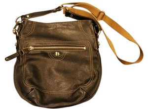 B. Makowsky Soft Glove Leather Cross Body Bag