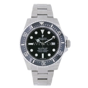 Rolex Rolex Sea-Dweller 4000 Stainless Steel Watch Ceramic Bezel 116600