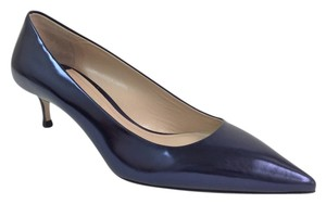 Miu Miu Blue Pumps