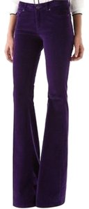 Rachel Zoe Flare Pants Purple