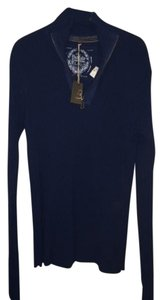 Buffalo David Bitton Zip Men's Cotton Sweater
