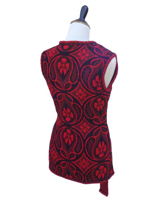 Other Ethnic Woven Vest Vest Sweater