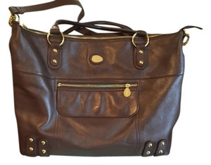 NEST Brown Diaper Bag