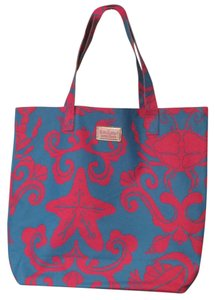 Lilly Pulitzer Tote in Royal Red, Blue