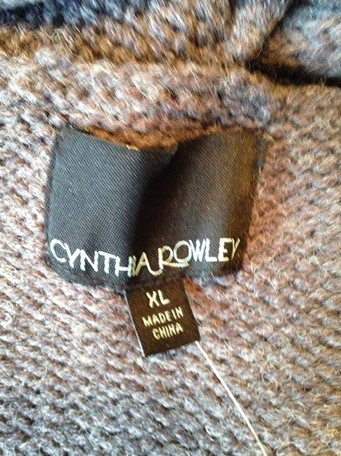 Cynthia Rowley Oversized Cardigan Winter Sweater