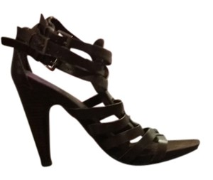 Nine West chocolate Sandals