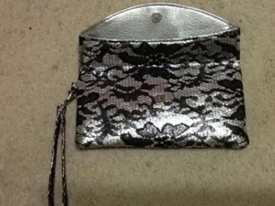 Other Black & Silver Clutch