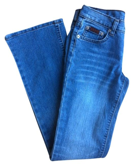 Preload https://item2.tradesy.com/images/7-for-all-mankind-blue-light-wash-boot-cut-jeans-size-26-2-xs-1472476-0-0.jpg?width=400&height=650
