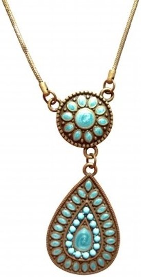 Preload https://img-static.tradesy.com/item/147248/urban-outfitters-turquoise-necklace-0-0-540-540.jpg