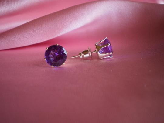Other New CZ Stainless Steel Stud Earrings