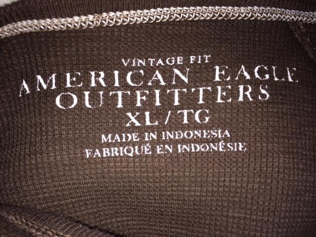 American Eagle Outfitters Xl Men's Ae T Shirt Brown