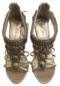 ZIGIny Sandals gold Formal
