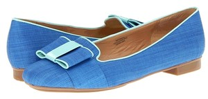 Isaac Mizrahi Loafer turquoise, blue, teal, light blue, mint, green Flats