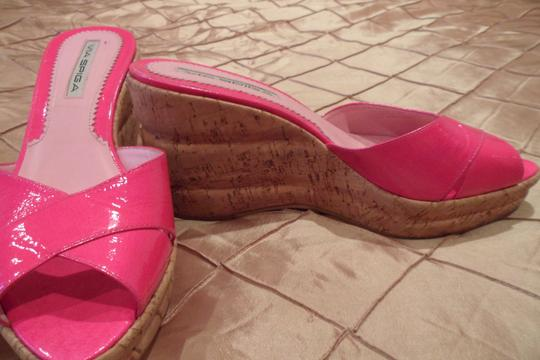 Via Spiga PINK Wedges
