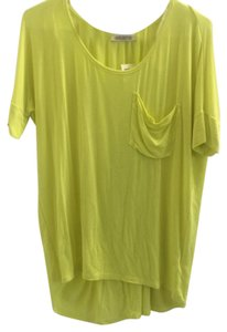 Lime Top neon yellow