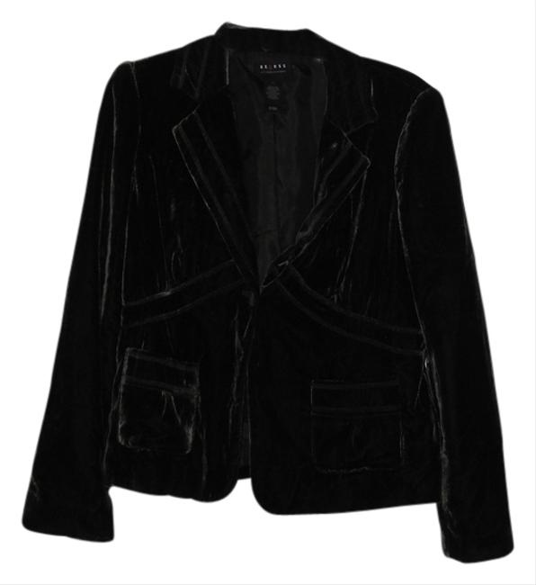 Axcess Brown Velour Jacket