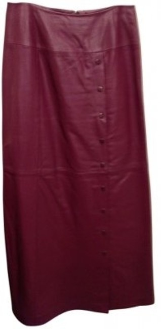 Preload https://item1.tradesy.com/images/newport-news-cranberry-leather-new-midi-skirt-size-6-s-28-14730-0-0.jpg?width=400&height=650