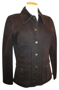 Ralph Lauren Preppy Barn Brown Jacket