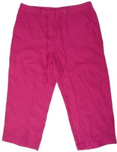 Jones New York Capris Pink