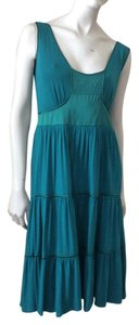 Tufi Duek short dress Emerald on Tradesy