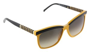 Fendi * Fendi Black/Yellow Sunglasses FS5281