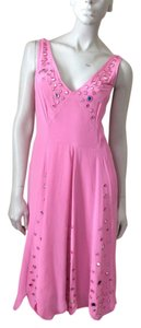 Tracy Reese short dress Pink on Tradesy