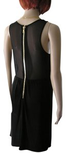 A.B.S. by Allen Schwartz Matt Jersey Cut Dress