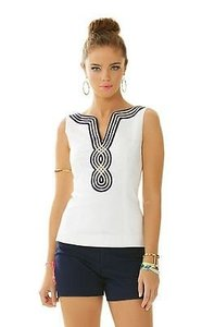 Lilly Pulitzer Janice Nautical Resort Tunic