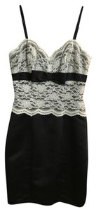Betsey Johnson Lace Sequence Dress