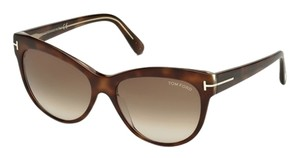 Tom Ford Tom Ford Sunglasses Lily TF 430 56F