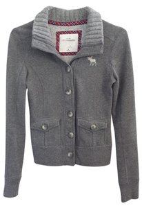 Abercrombie & Fitch Button Down Collar Jacket