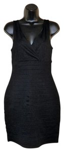 Express Bodycon Fitted Stretchy Dryclean Only Dress