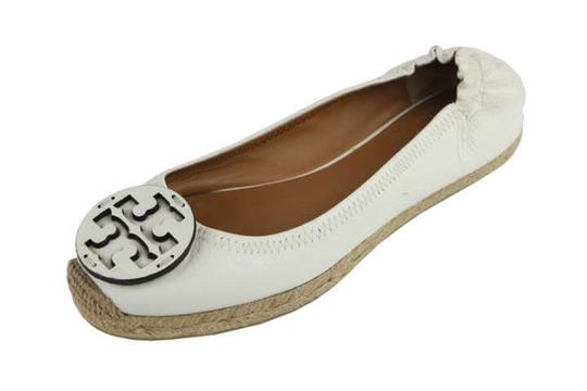 Preload https://img-static.tradesy.com/item/147343/tory-burch-white-reva-leather-espadrille-flats-size-us-65-0-0-540-540.jpg