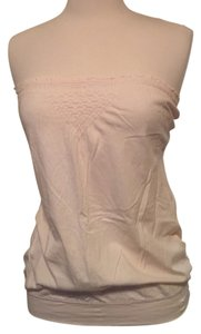 Abercrombie & Fitch Top Blush pink