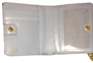 Coach Coach Green Leather Wallet
