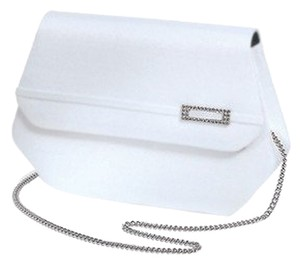 Dyeables Wristlet in White