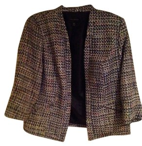 INVESTMENTS Tweed/Multicolor Jacket