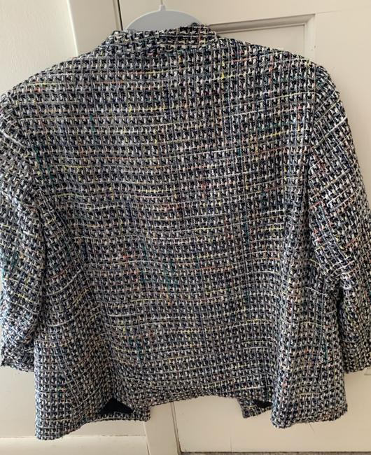 INVESTMENTS Tweed/Multicolor Jacket Image 2