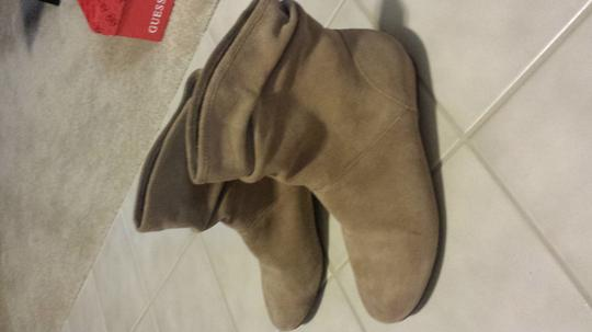 Style & Co sand Boots