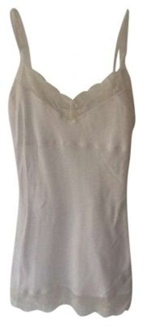 Preload https://item1.tradesy.com/images/abercrombie-and-fitch-white-with-lace-detailing-tank-topcami-size-8-m-147360-0-0.jpg?width=400&height=650
