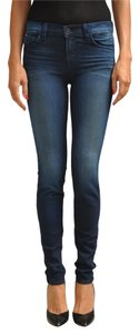 J Brand Pencile Skinny Jeans-Medium Wash