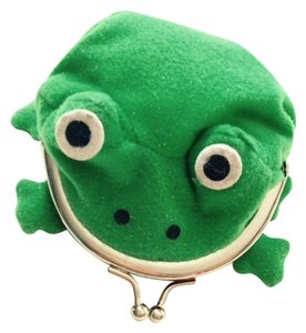 LUCKY FROG Coin Purse