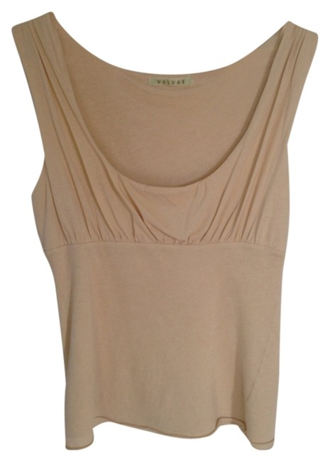Velvet by Graham & Spencer Going Out Sexy Top Cream