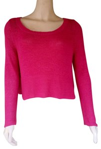 Tracy Reese Knit Cropped Loose Sweater