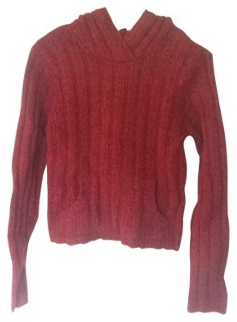 Preload https://img-static.tradesy.com/item/147369/abercrombie-and-fitch-red-hooded-sweaterpullover-size-8-m-0-0-650-650.jpg